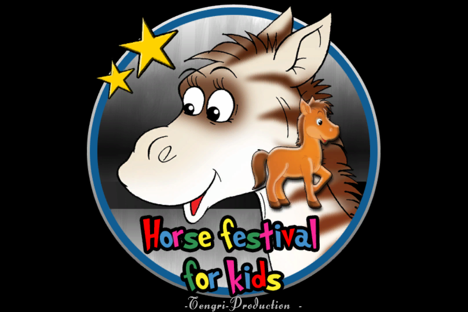 Screenshot horse festival for kids